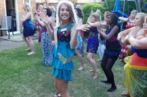 Bollywood Dance Hen Party