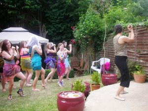 Bollywood Hen Party Dance