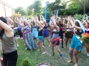 Bollywood Dance hen Party Fun