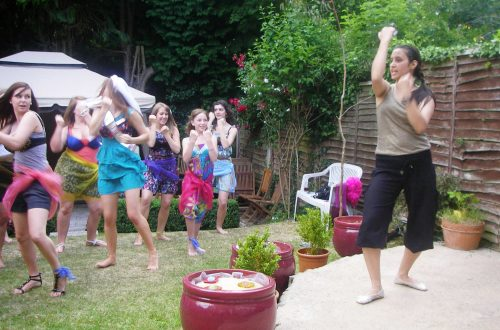 Bollywood Hen Party Fun at Berkshire