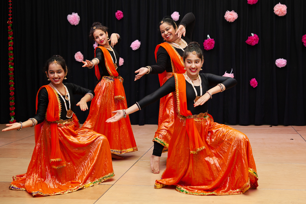 Bollywood Dance performances in Reading, Berkshire
