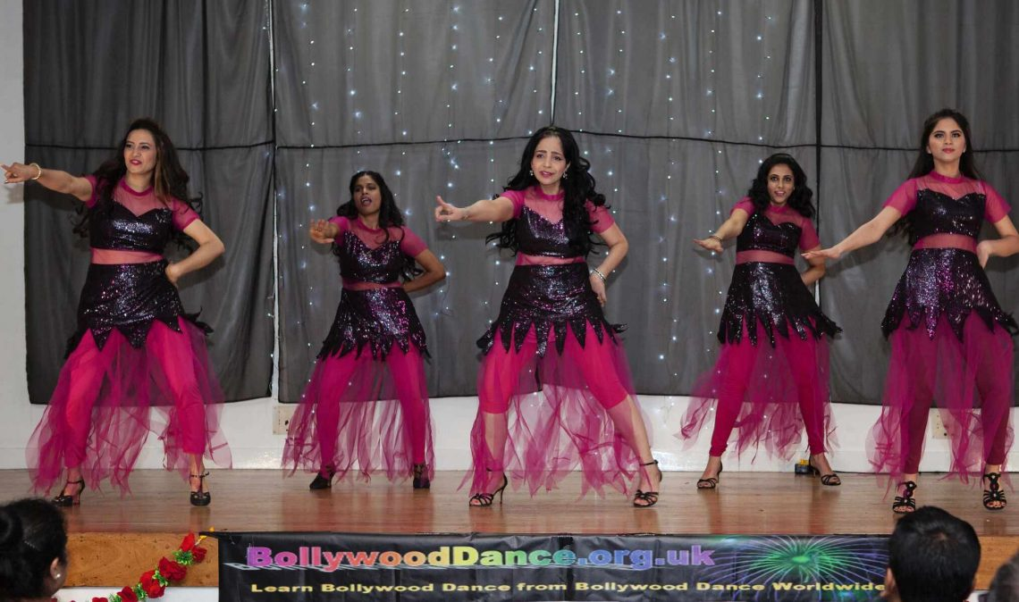 Asian Indian stars for Bollywood Dance in Reading, Berkshire